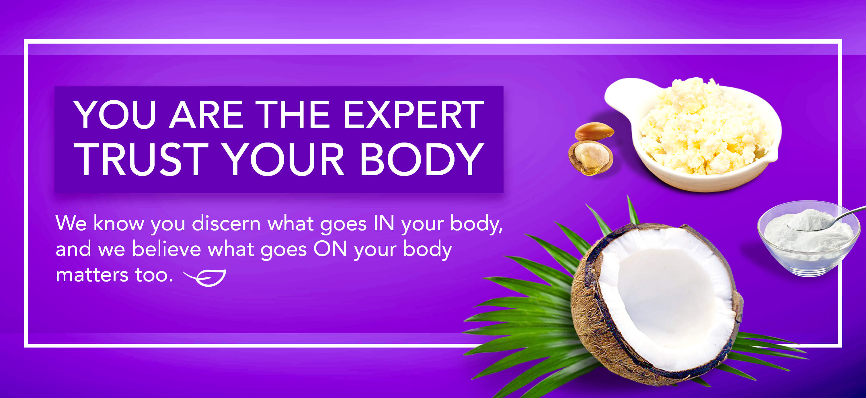 You are the expert, trust your body.